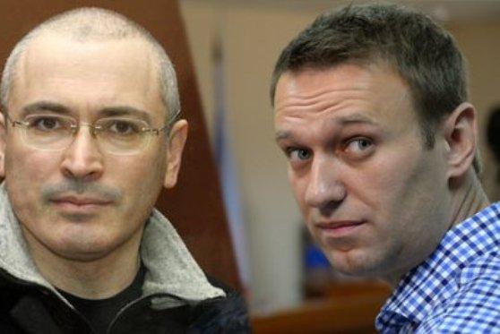 Навальный разрушил планы Ходорковского по захвату России